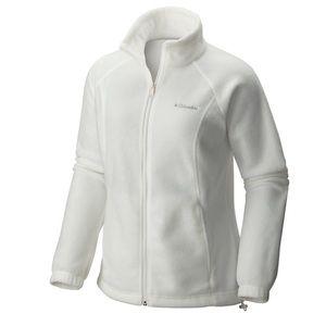 Women's Columbia Full Zip Fleece Jacket